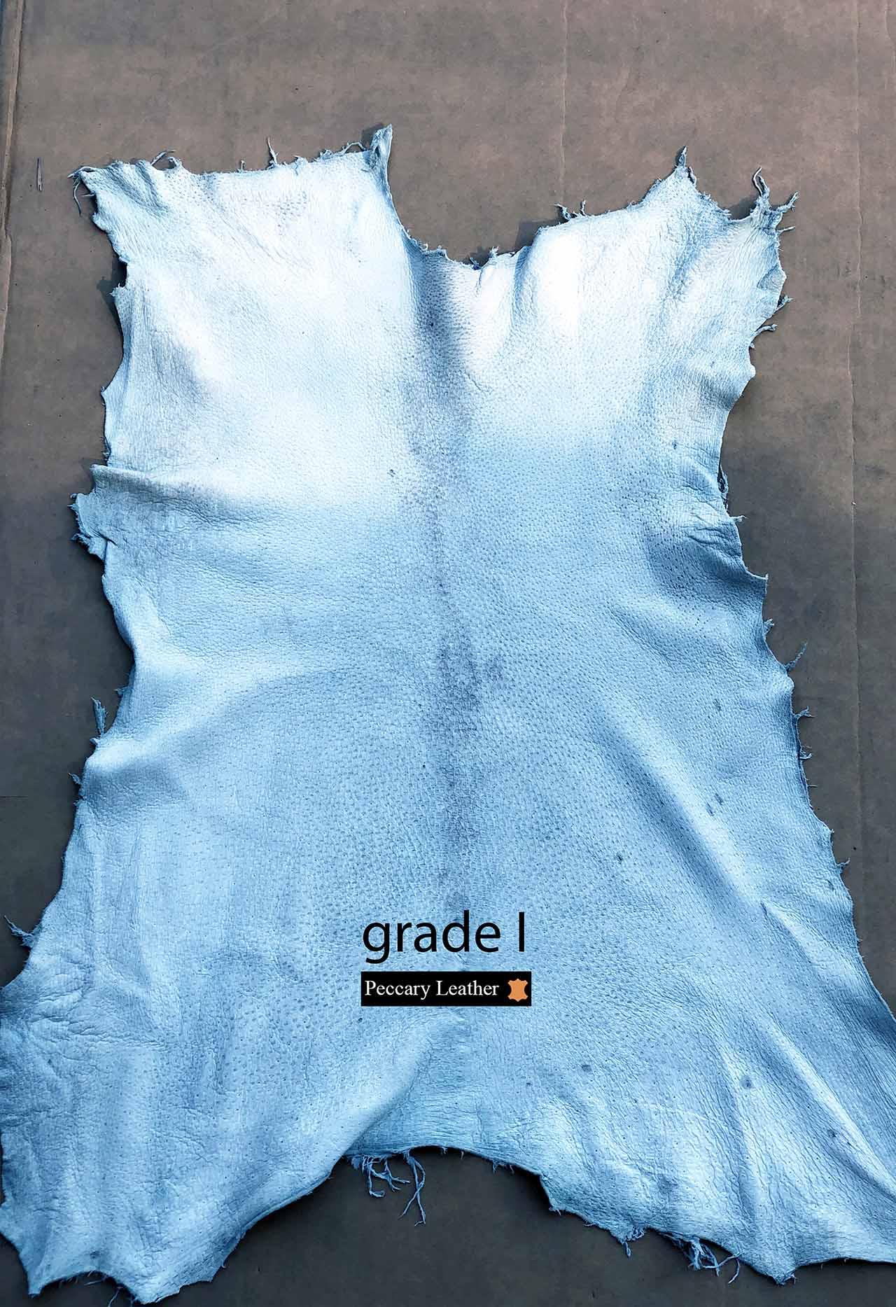 Peccary Leather Grade I