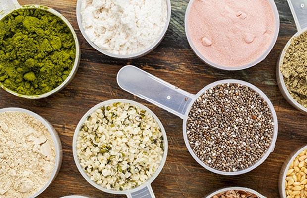 Protéines végétales en poudre : c'est quoi et pourquoi en prendre ? - Pêche & Eglantine