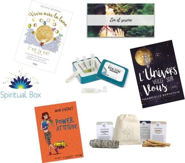 Idées cadeaux bien-être et girl power