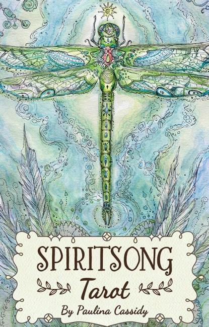 Débuter le tarot et tirer les cartes- Spirit songs tarot