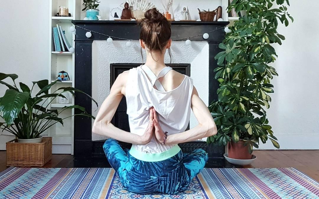 Retrouver son intimité grâce au yoga