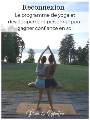 Yoga pour la confiance en soi - Programme