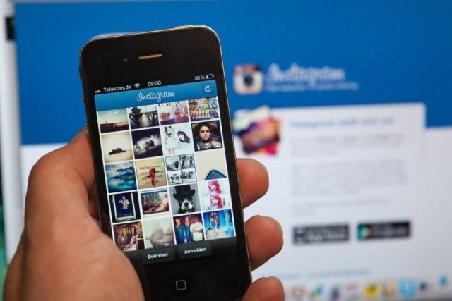 очистить аккаунт в Instagram