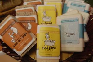 Ottawa Foul Fowl Soap in Almonte
