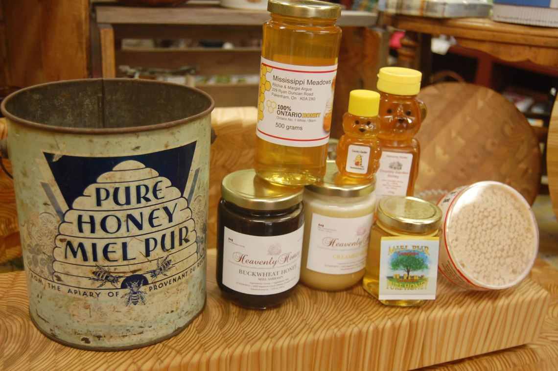 Ottawa Valley honey products