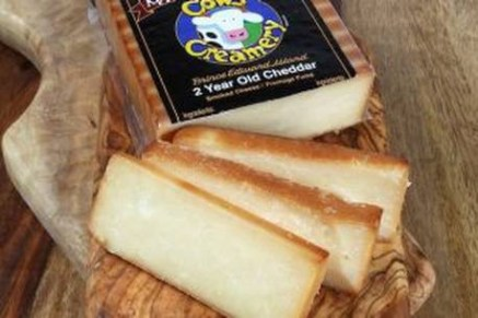 Applewood smoked cheese