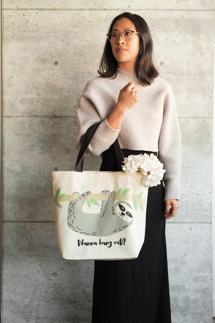 ND F19 Tote Bags