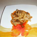margates de vendée au chorizo