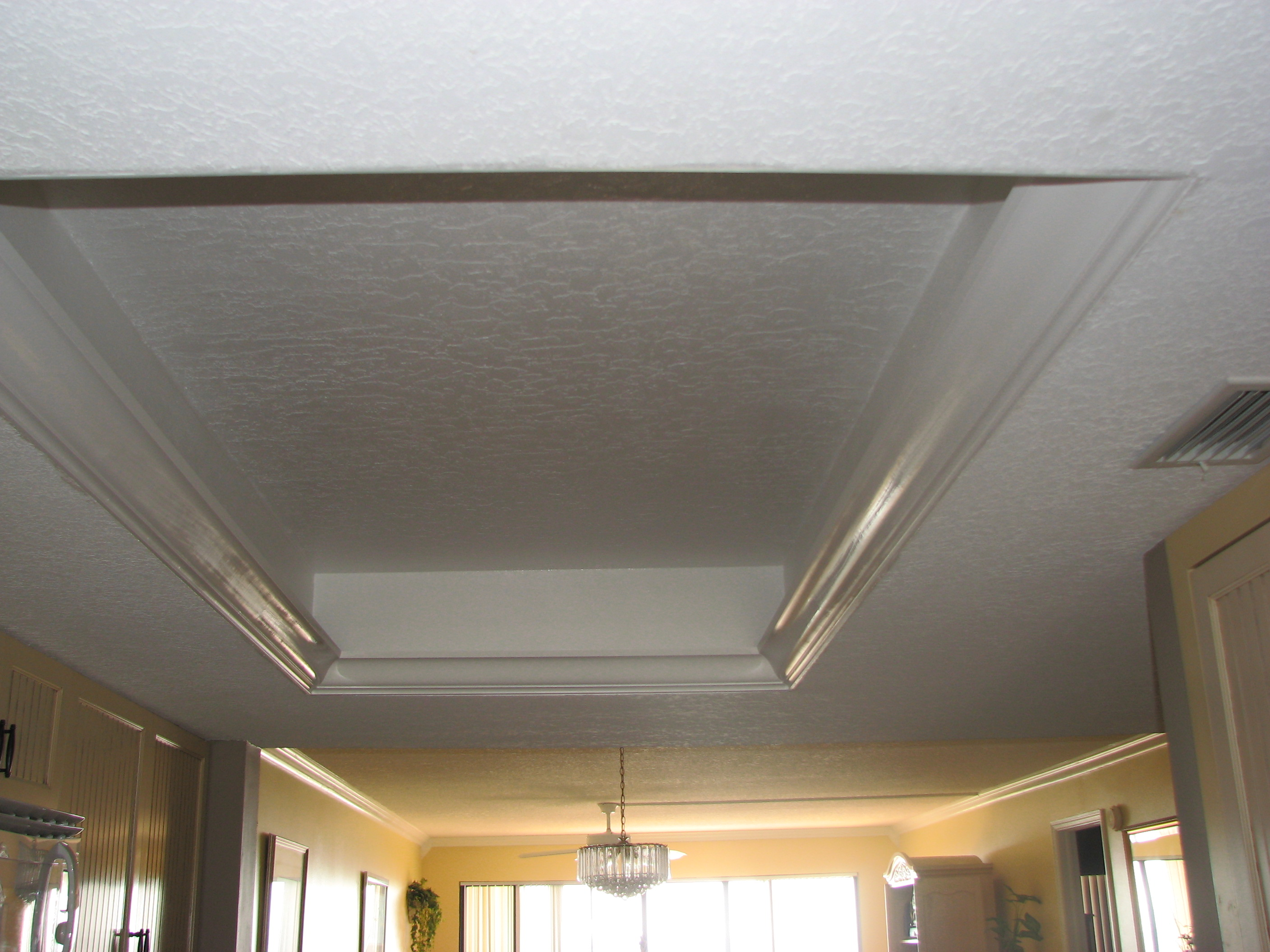 What To Do With My Old Kitchen Drop Ceiling Lighting Remodel