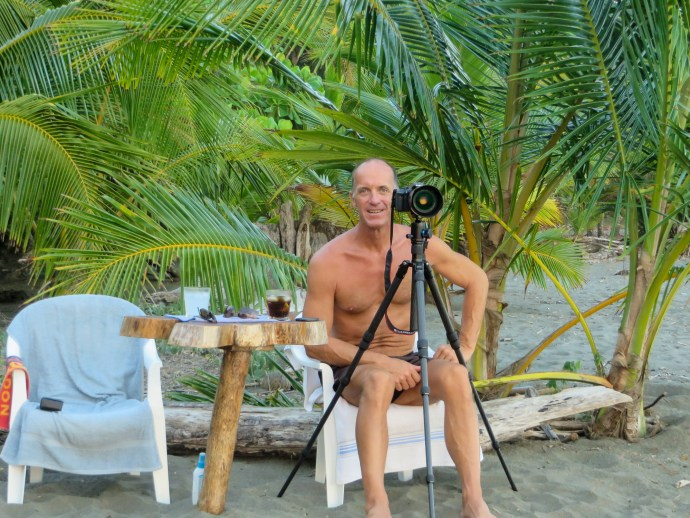 Loving having a tripod to work with. And yes that is rum on the table. A bit of lube is good for the creative juices.