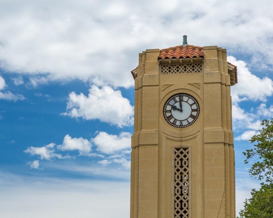 Cambridge Clock Tower
