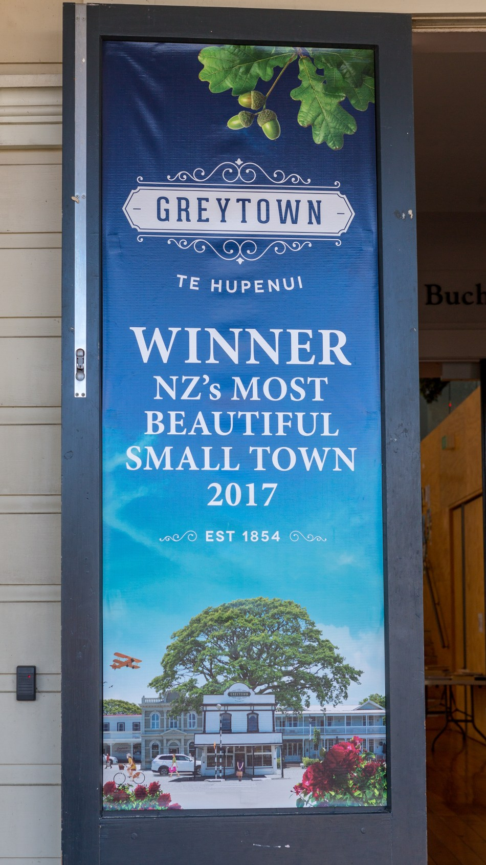 NZ's Most Beautiful Town