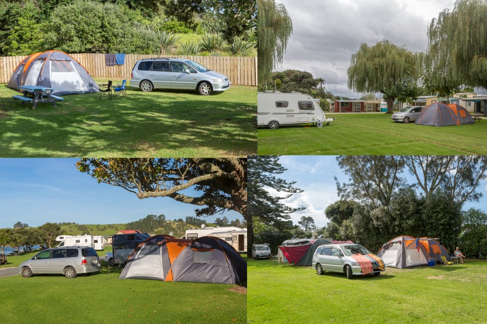 Campsites Collection 2