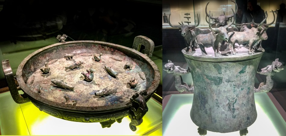 Bronze Works in the Shanghai Museum