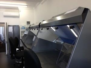 BenchVent BV930H-C Recirculation Cabinets