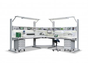 Beamex MCS200 calibration bench v1b