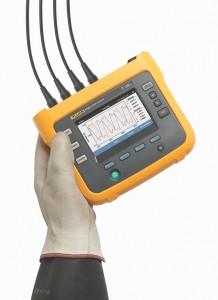 M0206fl - Fluke 1738 Three-Phase Power Logger with Fluke Connect