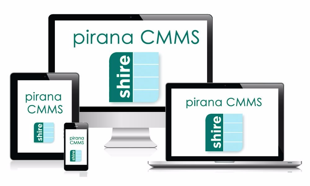 Support Sustainability & Industry4 with Pirana CMMS, the Complete