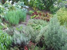 Doras Bauerngarten in Hainert