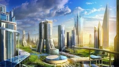 Photo of Itt a jövő: 170 km hosszú, 100%-ban megújuló energiával működő várost építenek az Arab-sivatagban