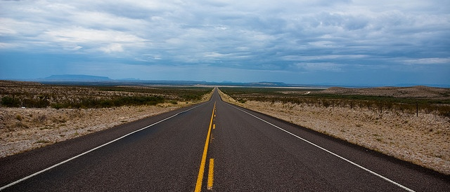 The Long Road (credit: Magnus von Koeller @Flickr)