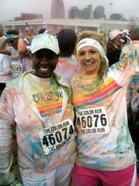 The Color Run--After