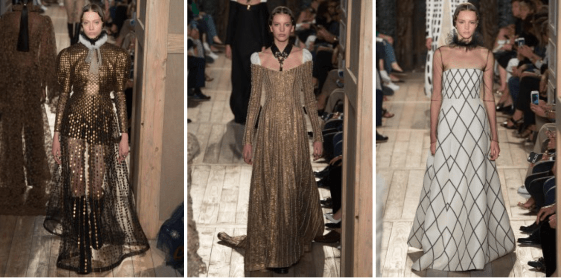 4 Designers Recycle Renaissance Fashion Into Their Own Peculiar Porter