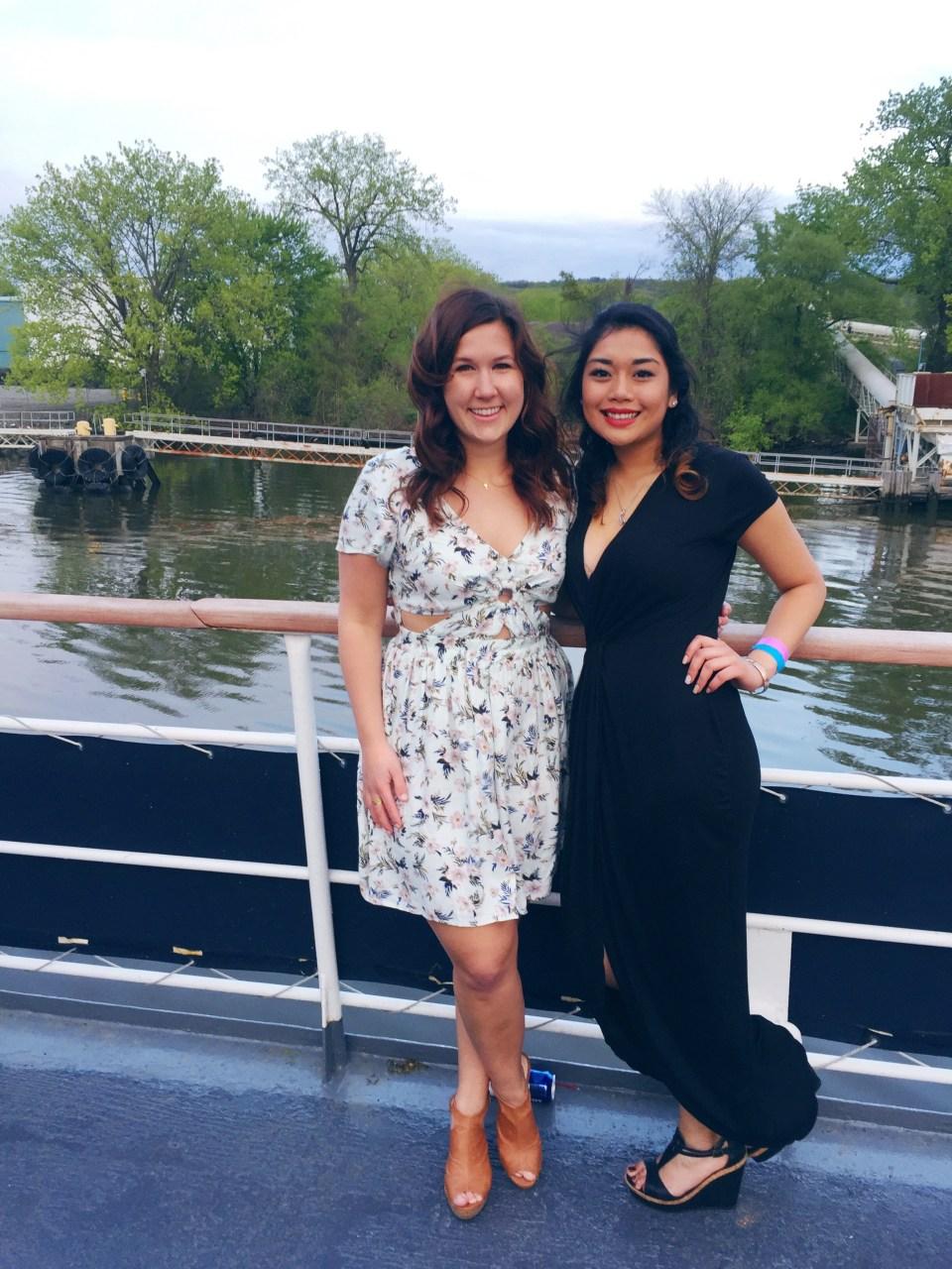 Boat Cruise Dress