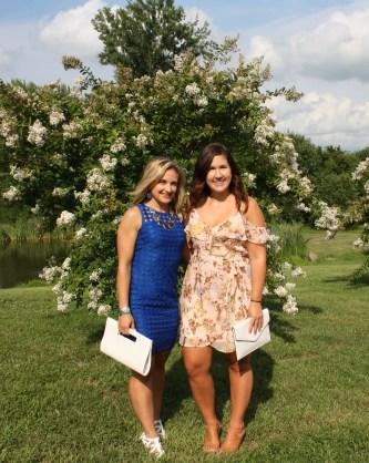 Virginia Summer Barn Wedding