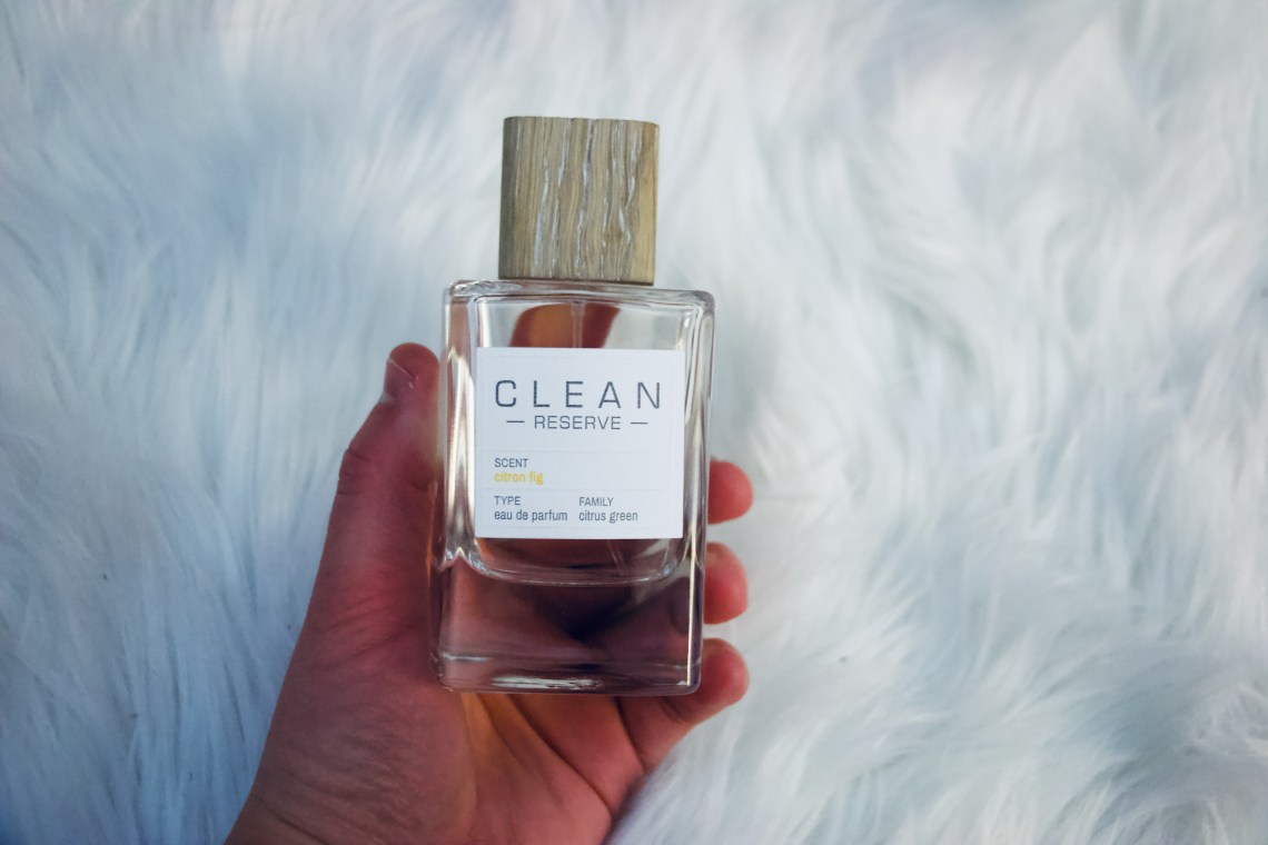 Clean Reserve's Citron Fig: an Ethically Made Perfume