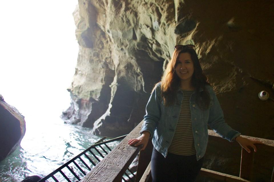 Sunny Jim Cave, San Diego