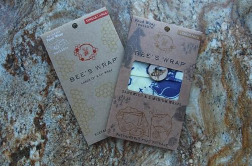 Bee's Wrap: Reusable Food Wrap