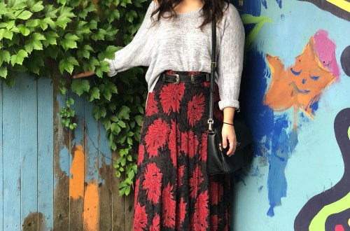 What to Wear to a Street Festival in the Fall