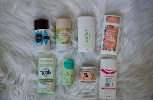 Natural Deodorant - I Found One That Works