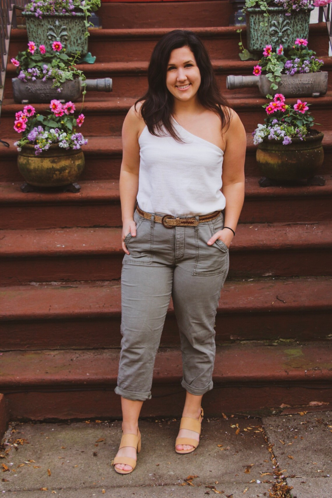 Are You Tired of These Army Green Pants Yet?