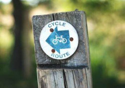 Wielrennen-routes