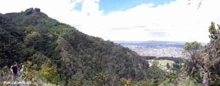Bogotá en su inmensidad