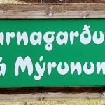Barnagarðurin á Mýrunum