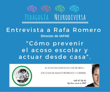 Rafael Romero IAPAE