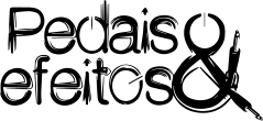 Logo Pedais e Efeitos