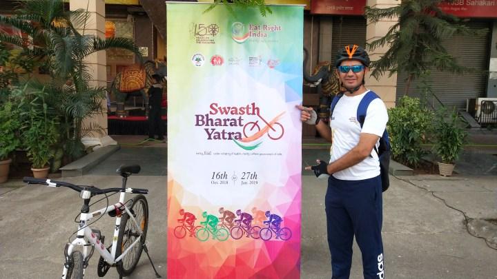 SWASTH BHARAT YATRA
