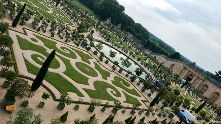 GARDENS OF VERSAILLES, PARIS