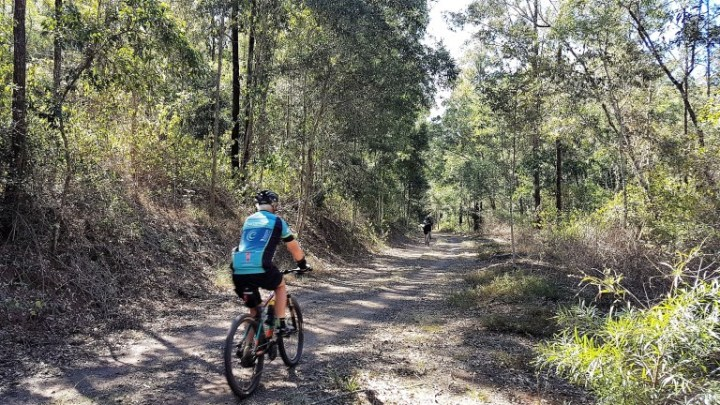 Brisbane Valley Rail Trail