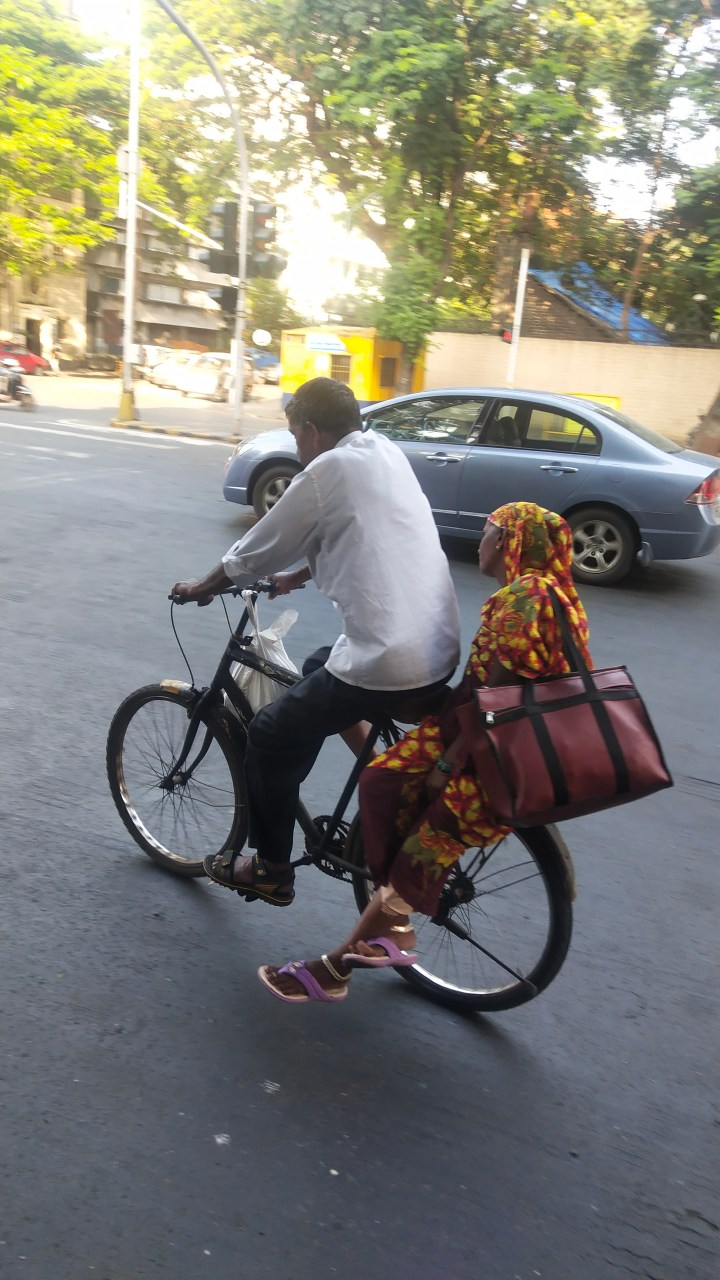 CYCLING DOUBLE SEAT