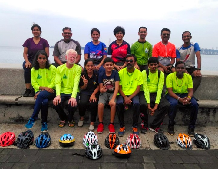 CYCLE RIDE WITH SIX VISIONARY CYCLISTS