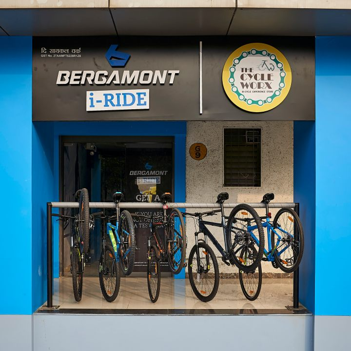 FIRST FLAGSHIP STORE OF BERGAMONT BIKES LAUNCHED IN MUMBAI