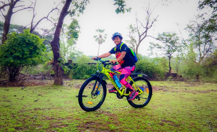 SUREKHA RAGHUNATH – HEALTH CARE CYCLING WARRIOR