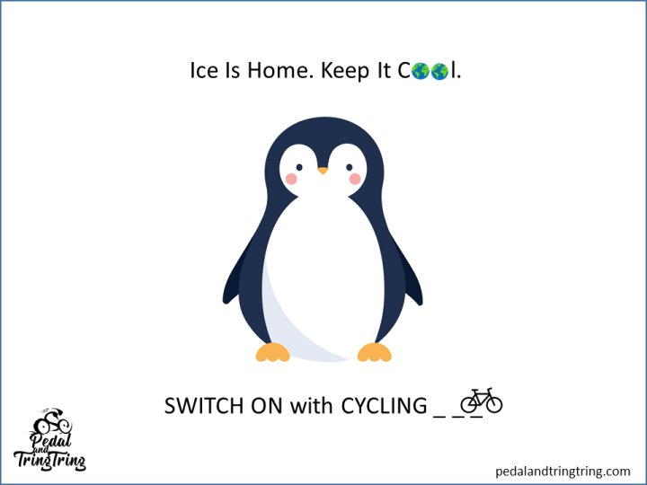 SWITCH ON WITH CYCLING