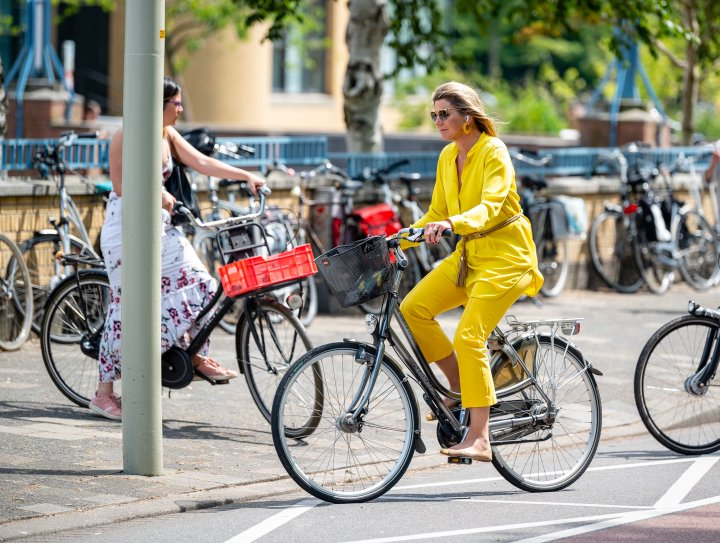 WORLD BICYCLE DAY GETS A ROYAL TOUCH