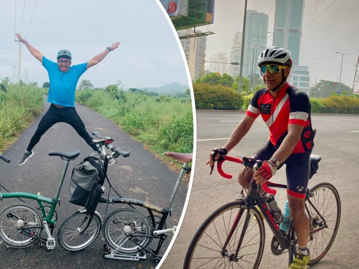 TWO CYCLISTS IN MUMBAI RECORD 10K KMS ON STRAVA IN 2020